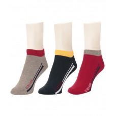 Deals, Discounts & Offers on Men - Men's Flat Knit Low Cut Socks - 3 Pair Pack