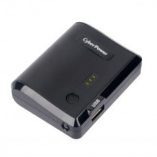 Deals, Discounts & Offers on Mobile Accessories - CyberPower CP-BC 4400 USB Portable Power Bank Charger 1 Year Warranty