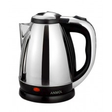 Deals, Discounts & Offers on Home Appliances - Anmol 1.8 Ltr Stainless Steel Electric Kettle