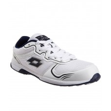 Deals, Discounts & Offers on Foot Wear - Lotto Vigor White Sports Shoes