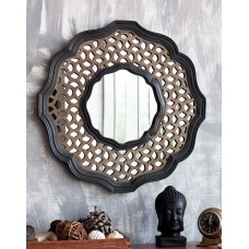Orange Tree Offers and Deals Online - DARBAR WALL MIRROR