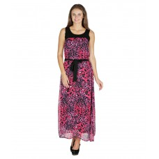 Deals, Discounts & Offers on Women Clothing - Mayra Multi Poly Georgette Dresses at 69% offer
