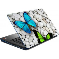 Deals, Discounts & Offers on Accessories - meSleep Multiple Butterfly Vinyl Laptop at 60% offer