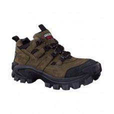 Deals, Discounts & Offers on Foot Wear - Woodland Green Outdoor Shoes at 13% offer