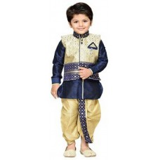 Deals, Discounts & Offers on Baby & Kids - AJ Dezines Boys Full Sleeve Ethnic Set at 60% offer