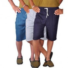 Deals, Discounts & Offers on Men Clothing - Flat 54% off on Casual Hosiery Shorts