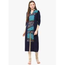 Deals, Discounts & Offers on Women Clothing - Min 40% off on Printed Kurta Woman's Clothing
