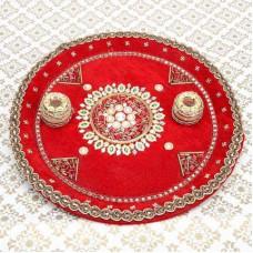 Deals, Discounts & Offers on Accessories - Flat 17% off on Diwali Pooja Thali