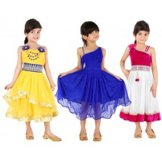 Deals, Discounts & Offers on Kid's Clothing - Flat 80% off on Tiny Toon A- Line Dress