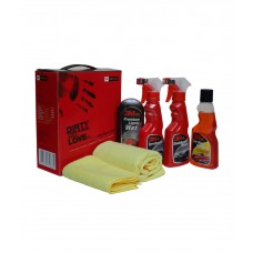 Deals, Discounts & Offers on Car & Bike Accessories - Flat 38% off on 3M Small Car Care Kit