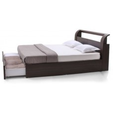 Deals, Discounts & Offers on Furniture - Flat 15% off on Urban Ladder Sutherland Engineered Wood King Bed