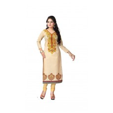 Deals, Discounts & Offers on Women Clothing - Flat 92% off on Vaamsi Printed Dress Material