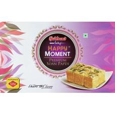 Deals, Discounts & Offers on Food and Health - Flat 30% off on Haldiram Prabhuji Happy Moment Premium Soan Papdi