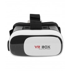 Deals, Discounts & Offers on Mobile Accessories - Flat 70% off on Pinnaclz Virtual Reality Box 3D Glasses