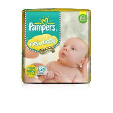 Deals, Discounts & Offers on Baby Care - Flat 36% off on Pampers New Baby Diapers