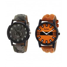 Deals, Discounts & Offers on Men - Flat 48% off on Relish Multicolour Analog Watch