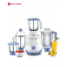 Deals, Discounts & Offers on Home Appliances - Flat 38% off on Prestige IRIS 750 Watt 4 Jars Juicer Mixer Grinder
