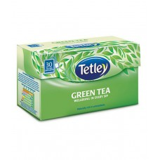 Deals, Discounts & Offers on Health & Personal Care - Flat 30% off on Tata Tetly Green Tea Regular Tea Bags 30's