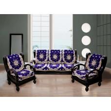 Deals, Discounts & Offers on Furniture - Flat 56% off on Fk Beidge Decent Floral Designe Sofa Slip Cover