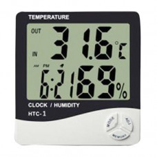 Tolexo Offers and Deals Online - Flat 8% off on HTC Digital Thermo Hygrometer