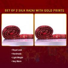 Naaptol Offers and Deals Online - Set of 2 Jaipuri Razai @ Rs.1999