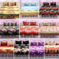 ShopCJ Offers and Deals Online - Pack of 10 Double Bedsheet Set @ Rs. 2999