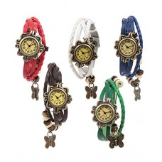 Deals, Discounts & Offers on Women - Felizo Casual Analogue Combo Offer Set of 5