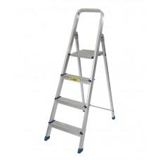 Deals, Discounts & Offers on Accessories - Flat 72% Offer on Dolphin Aluminium Folding Ladder