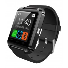 Deals, Discounts & Offers on Accessories - Flat 73% Offer on Innotek Black U8 Bluetooth 3.0 Smartwatch