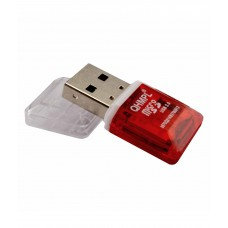 Deals, Discounts & Offers on Computers & Peripherals - Flat 57% Offer on Quantum QHM5570 USB TF Card Reader