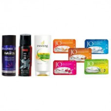 Deals, Discounts & Offers on Health & Personal Care - Everyday Essential Combo 2 Branded Deodorants at 50% Offer