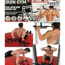 Deals, Discounts & Offers on Sports - Flat 11% off on Aquafit  Iron Door Gym