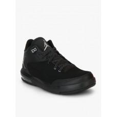 Deals, Discounts & Offers on Foot Wear - Flat 25% off on Jordan Flight Origin 3 Black Basketball Shoes