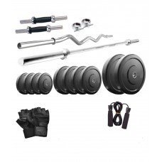 Deals, Discounts & Offers on Sports - Flat 57% off on FitHit Weight Lifting Home Gym