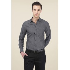 Deals, Discounts & Offers on Men Clothing - Flat 59% off on Basics Striped Shirt