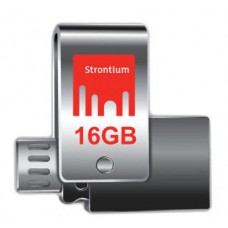 Deals, Discounts & Offers on Mobile Accessories - Flat 58% off on Strontium 16GB Nitro Plus Pen Drive