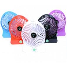 Deals, Discounts & Offers on Electronics - Flat 80 off on  Ksj Rechargeable 4 Speed Mini Table Fan