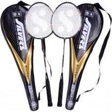 Deals, Discounts & Offers on Sports - Flat 43% off on Silver's Blacken Badminton Kit
