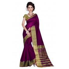 Deals, Discounts & Offers on Women Clothing - Flat 62% off on J B Fashion Women Cotton Silk Saree