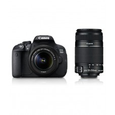 Deals, Discounts & Offers on Cameras - Canon EOS 700D 18 MP DSLR Camera with 18-55 mm + 55-250 mm Lens