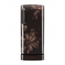 Deals, Discounts & Offers on Home Appliances - Flat 9% off on LG 190 Ltrs GL-D201AHAZ Direct Cool Single Door Refrigerator