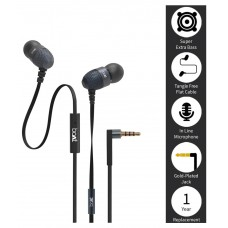 Deals, Discounts & Offers on Mobile Accessories - Flat 62% off on boAt BassHeads 200 In Ear Wired With Mic Earphones
