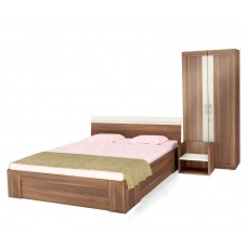 Deals, Discounts & Offers on Furniture - Flat 61% off on Unicos Atlanta Storage Bedroom Set