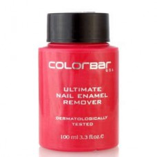 Deals, Discounts & Offers on Women - Flat 20% off on Colorbar Ultimate Nail Enamel Remover