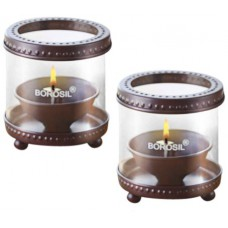 Deals, Discounts & Offers on Home Appliances - Flat 30% off on Borosil Decorative Diya Lights