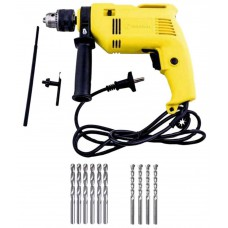 Deals, Discounts & Offers on Screwdriver Sets  - Flat 50 % off on Buildskill Impact Reversible Drill