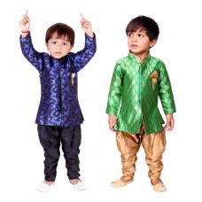 Deals, Discounts & Offers on Kid's Clothing - Flat 76% off on Tiny Toon Kurta Pyjama