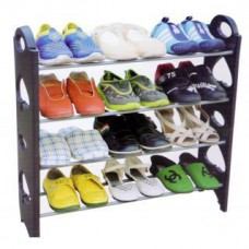 Deals, Discounts & Offers on Home Appliances - Flat 68% off on Stackable Shoe Rack