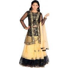 Deals, Discounts & Offers on Kid's Clothing - Flat 50% off on Saarah Lehenga Choli