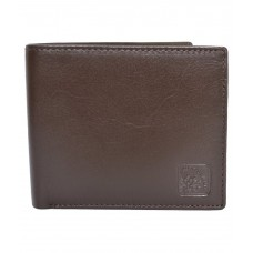 Deals, Discounts & Offers on Men - Flat 22% off on Woodland Brown Leather Formal Wallet
